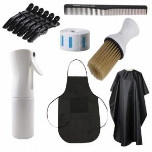 Set kit ustensite accesorii frizerie coafor ELPH