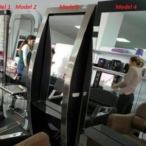 Post de lucru Coafor Model 1 dotari saloane frizerie