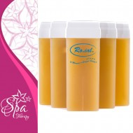 Set 5 bucati ceara roll-on miere