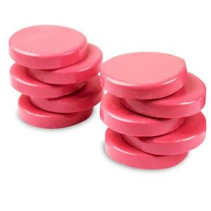 Set epilare complet cu incalzitor ceara ProVax SEP1DR, Ceara refolosibila discuri roz 1 kg, spatule