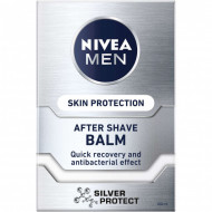 Balsam dupa ras Nivea Silver Protect, 100 ml