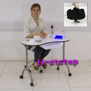 Masa pentru manichiura transformer cu aspirator Model 5