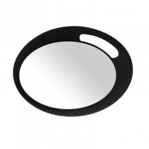 Oglinda rotunda care nu se sparge pentru saloane de frizerie si coafor portabila