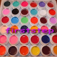 Set 36 geluri UV Colorate GD Coco