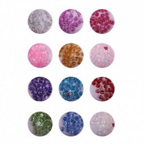Decoruri cristale pentru unghii false AGLR-09