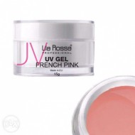 Gel UV 3in1 Lila Rossa Professional 15g French Pink
