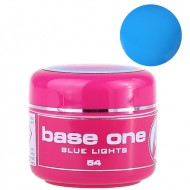 Gel UV Color Base One 5 g Blue Lights 54