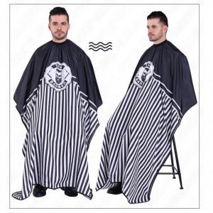 Pelerina manta pentru frizerie coafor lunga impermeabila barber shop