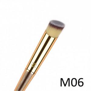 Pensula profesionala make up kabuki pentru tapotare Model 6