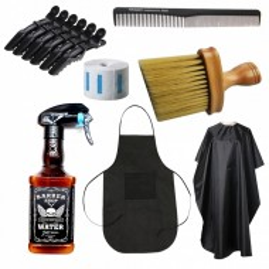 Set kit ustensite accesorii frizerie coafor PAUL