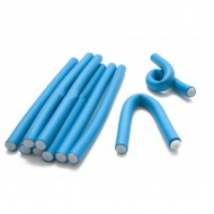Bigudiuri flexibile 24.5 cm set 10 bucati