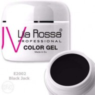 Gel uv Lila Rossa Professional 5g Black Jack