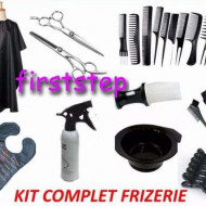 Set frizerie coafor coafat complet