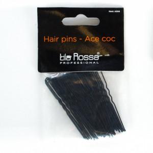 Ace coafor frizerie pentru coc Negre 6cm