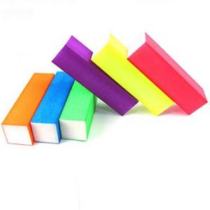 Buffer neon pentru manichiura diverse culori