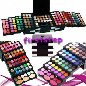 Trusa machiaj profesionala 148 culori