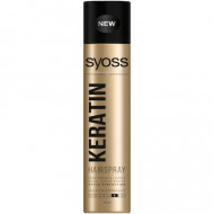 Fixativ Syoss Keratin Style Perfection pentru fixare puternica, 300 ml