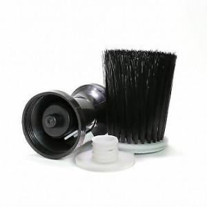 Pamatuf frizerie cu rezervor negru