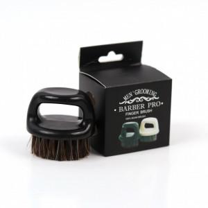 Perie tip inel pentru barbati aranjare barba frizerie coafor barbershop Barber Pro