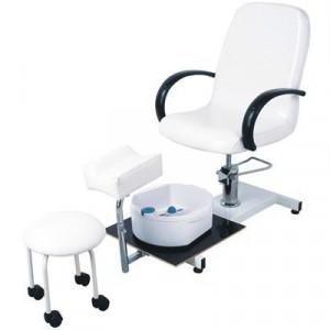 Scaun pedichiura + scaun tehnician