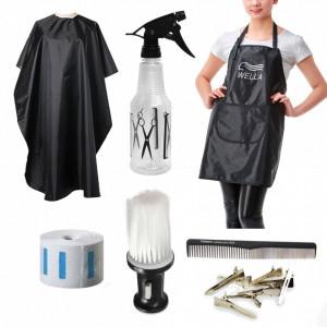 Set kit ustensite accesorii frizerie coafor SKYS