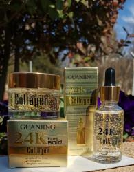 24K Pure Gold Collagen Set