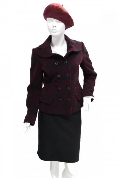 Jacheta din catifea