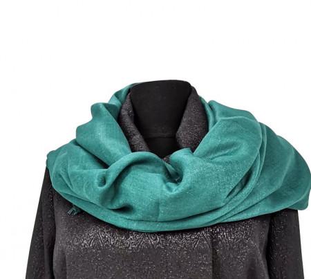 esarfa verde smarald