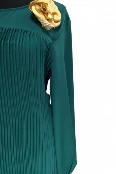 Rochie ocazie verde