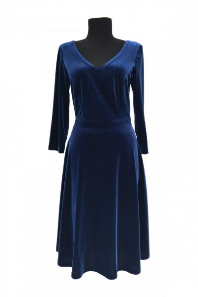 Rochie de ocazie din catifea