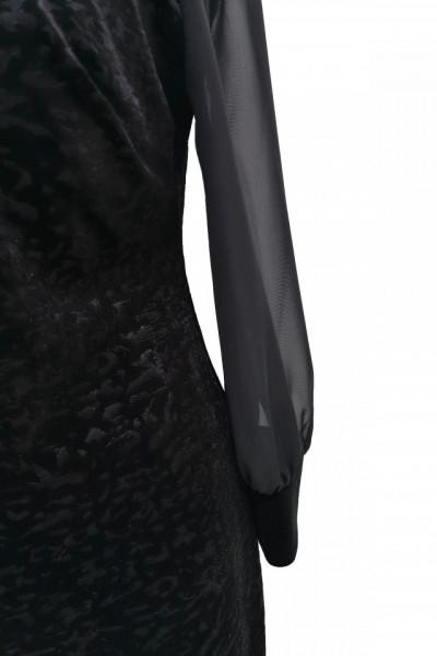 Rochie de seara din catifea