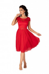 Rochie Eleganta Pure Red