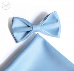 Papion+batista bleu ciel