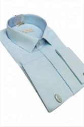 Camasa bleu clasica Liberto