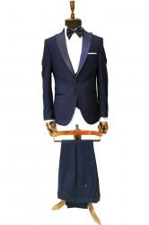 Costum bleumarin ceremonie