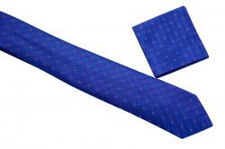 Cravata albastra