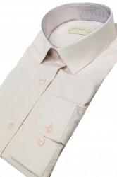 Camasa roz pudra clasica