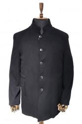 Palton barbati negru Oswin