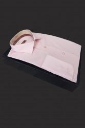 Camasa roz slim fit Alessandro