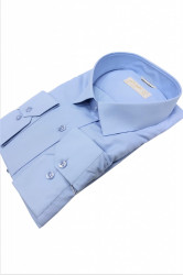 Camasa clasica bleu