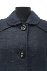 Palton bleumarin femei