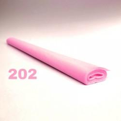 Hârtie creponata 60 g Peach Blossom Pink 202