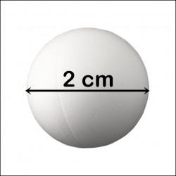 BILA POLISTIREN (diametrul 2 cm)