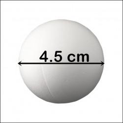 BILE POLISTIREN (diametrul 4.5 cm) set