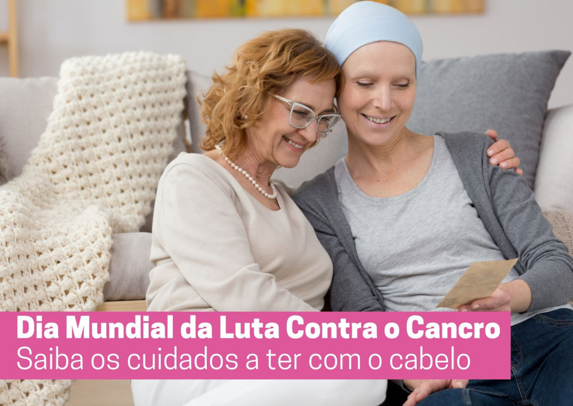 Cancro: Saiba os cuidados a ter com o cabelo