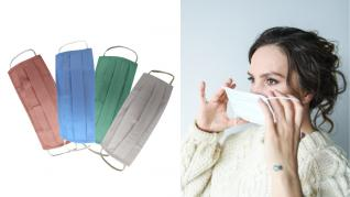 Máscaras Reutilizáveis: Cuidados a ter