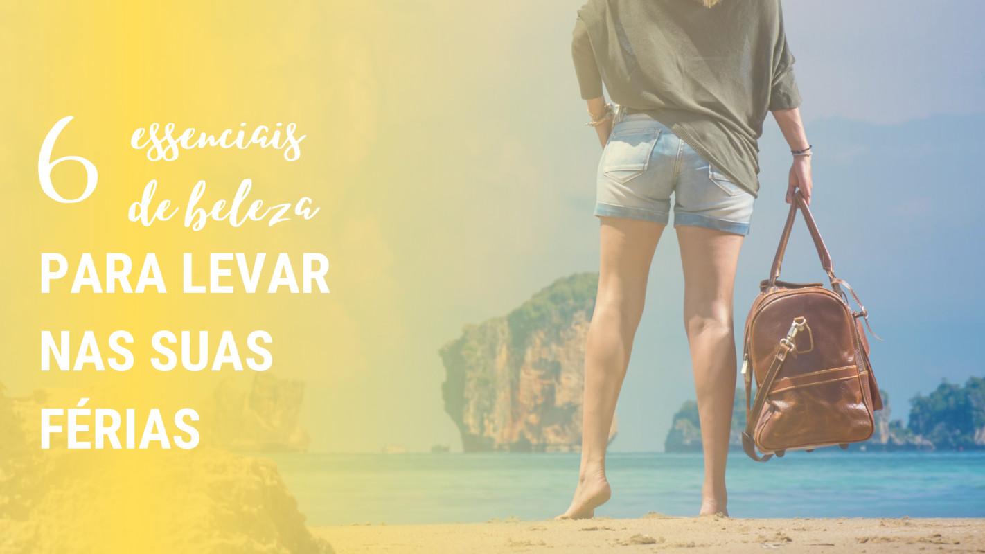 Férias de Verão: Os produtos de beleza que tem de levar consigo