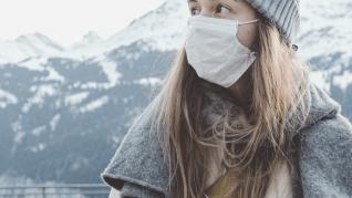 Os cuidados a ter com a Máscara em dias de chuva