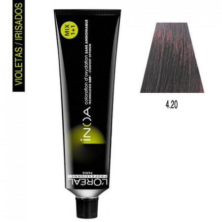 L'oréal Professionnel Coloração INOA - Tons Violeta / Irisados