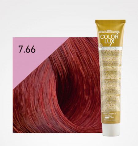 Coloração COLOR LUX 7.66 LOIRO AVERMELHADO INTENSO